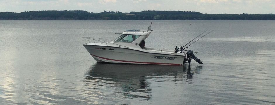 Seneca Lake Fishing Charters Services